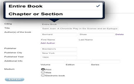 apa style citation converter This complete guide teaches you everything you need to know about the apa citation format learn how to cite books, academic sources, websites and more.